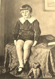 Portret Jurka Kozniewskiego / olejny # 33