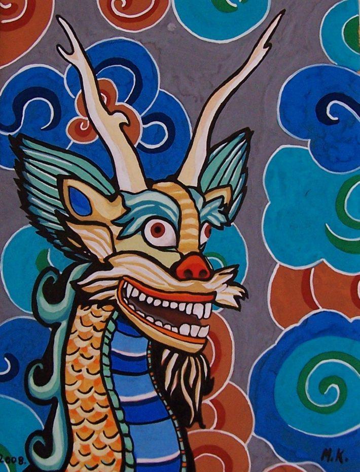 dragon 02 2008